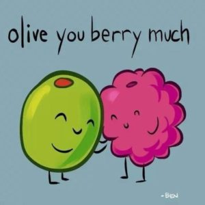 Olive You Berry Much