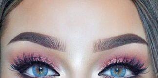 Pink Eye Makeup Looks