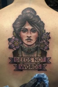 Powerful Feminist Tattoos