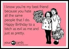 Pretty Birthday BFF Quotes