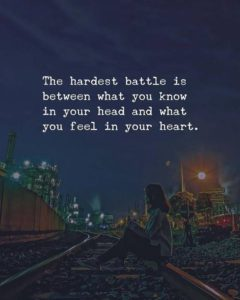 Sad Battle Love Quotes