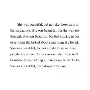 Smart Beautiful Girl Quotes