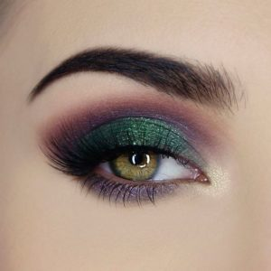 Chic Emerald Green