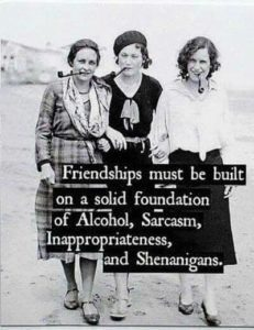 Solid Funny Friendship Quotes
