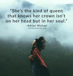 Soulful Queen Quotes