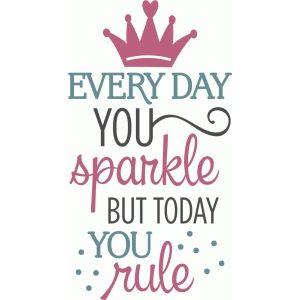 Sparkle BFF Birthday Quotes