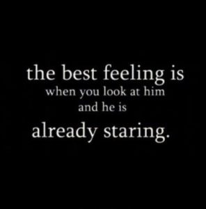 Stare Crush Quotes