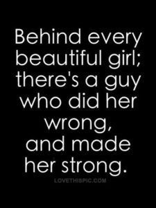 Strong Beautiful Girl Quotes