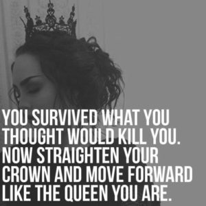 Strong Queen Quotes