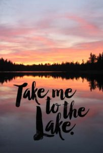 Summer Lake Quotes