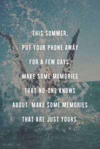 Summer Memory Quotes
