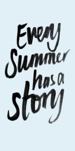Summer Story Quotes
