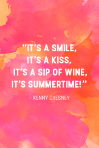 Summertime Quotes