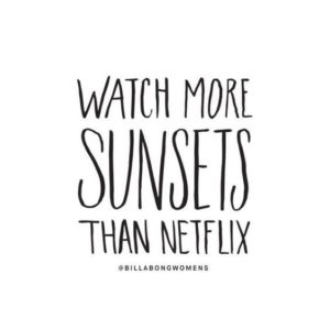 Sunset Summer Quotes