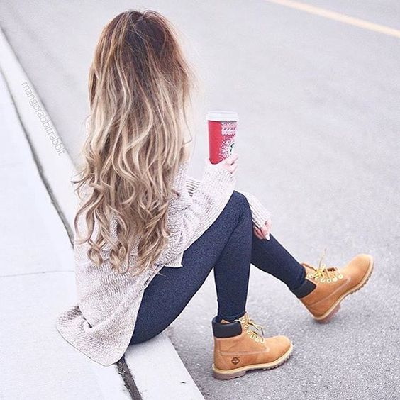Timberland Boots Outfit Ideas