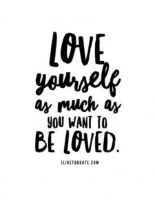 True Love Yourself Quotes