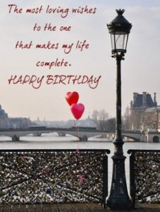 Great GF Birthday Quotes