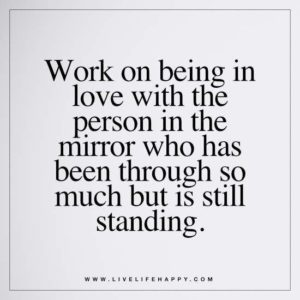 Work Love Yourself Quotes