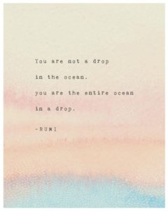 You Are Ocean Quotes