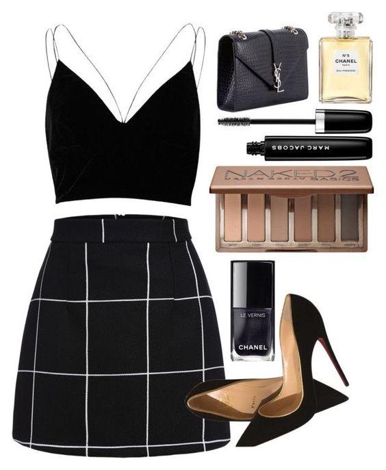 black minimal