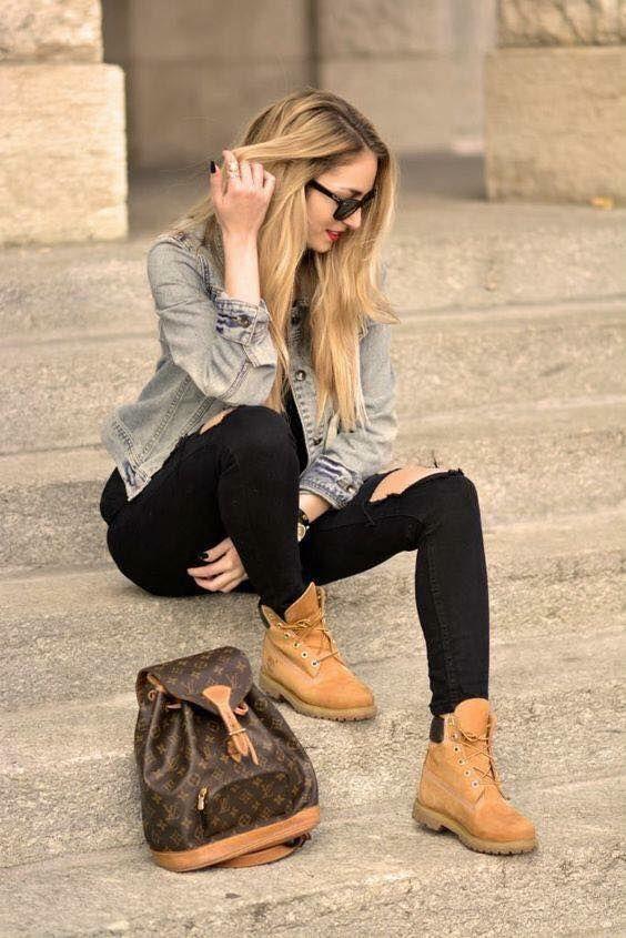 black jeans denim coat