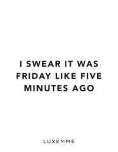 funny friday quote