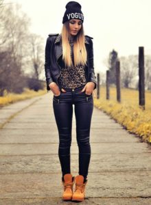 edgy outfit trendy