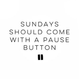 sunday morning quotes we love