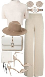 spring monochromatic outfits