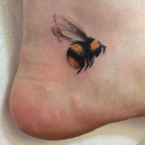 Bug-Ankle-Tattoos