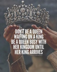 Busy-King-and-Queen-Quotes