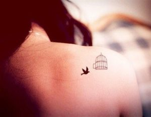 Cage And Bird tattoos