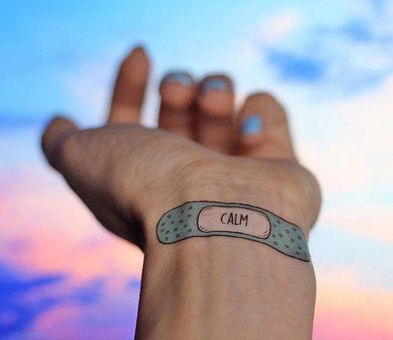 Self Love Tattoos