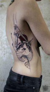 Cat-Rib-Tattoos