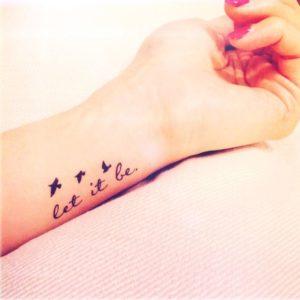 Classic Bird Tattoos
