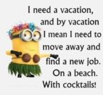 Cocktail Vacation Quotes