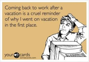 Cruel Vacation Quotes