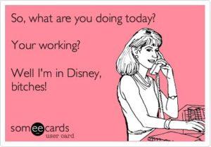 Disney Vacation Quotes
