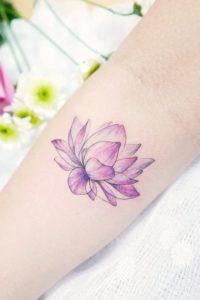 Girly-Lotus-Tattoos