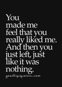 Good Breakup Sad Quotes