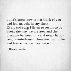 Great Sad Breakup Quotes
