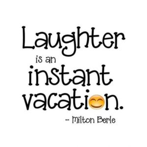 Laughing Vacation Quotes