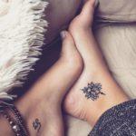 Lotus-Foot-Tattoos