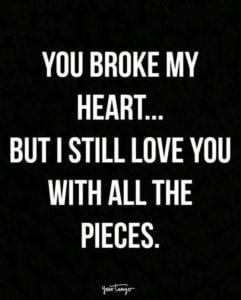 Love Sad Breakup Quotes