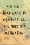 Magic Vacation Quotes