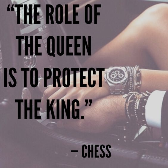 King and Queen Quotes