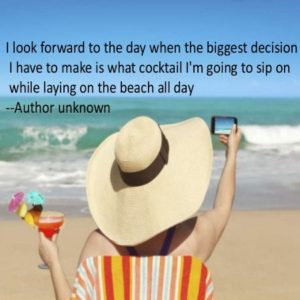 Rich Vacation Quotes
