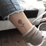 Rose-Ankle-Tattoos