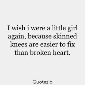 Sad Girl Breakup Quotes