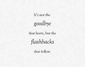 Sad Goodbye Breakup Quotes